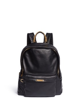 Sophie Hulme Chain Detail Backpack ($1041.42)